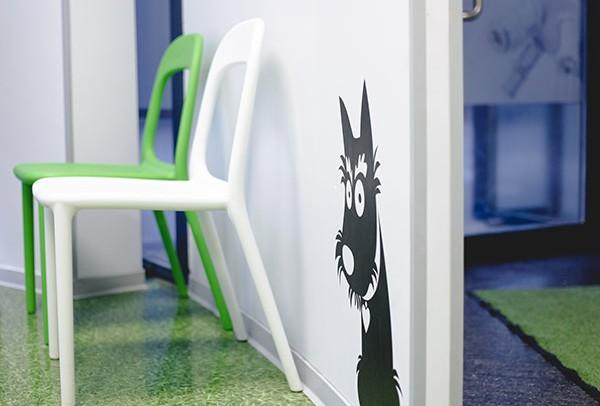 salle attente clinique